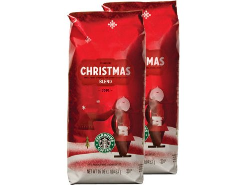 Starbucks Christmas Blend: Buy One, Get One Free Today!