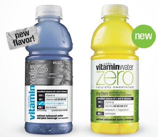 Free Vitamin Water When You Buy One