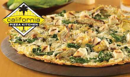 California Pizza Kitchen Frozen Pizza Healthy