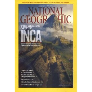 National Geographic Magazine Subscription. 12 issues per year. National Geographic is a monthly nature magazine that allows readers to travel around the world in photos to experience culture and meet the worlds most interesting humans.