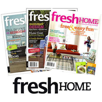 fresh magazine subscription 1 year for