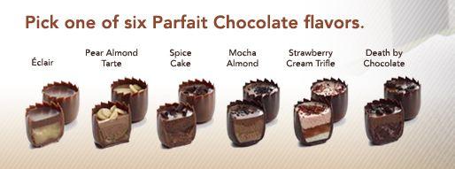 Godiva monthly free chocolate