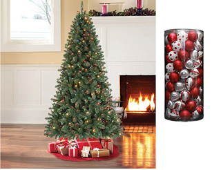Walmart: 6 ft Christmas Tree's As Low as $20!