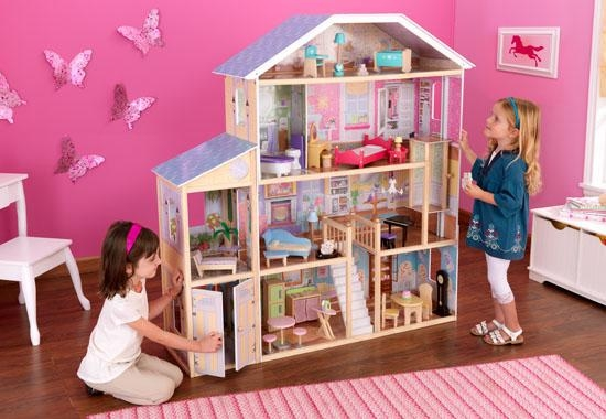 Amazon Awesome Kidkraft Dollhouse Deals