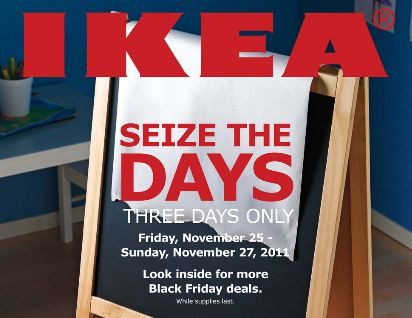 Ikea Black Friday Ad And Deals 2011