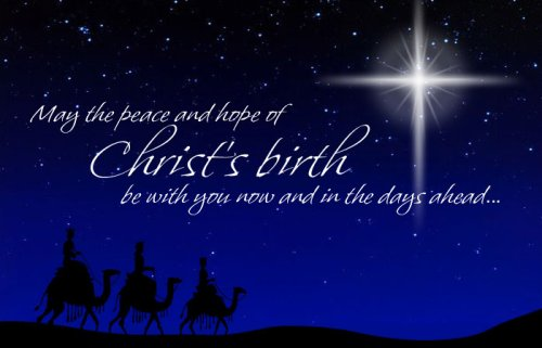 luke - Have A Blessed Christmas