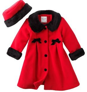 Kohls.com: Sophie Rose Toddler and Girls Jacket &amp Hat Sets from