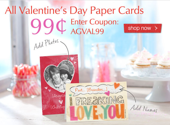 American greetings valentine cards only 99 shipped american greetings m4hsunfo