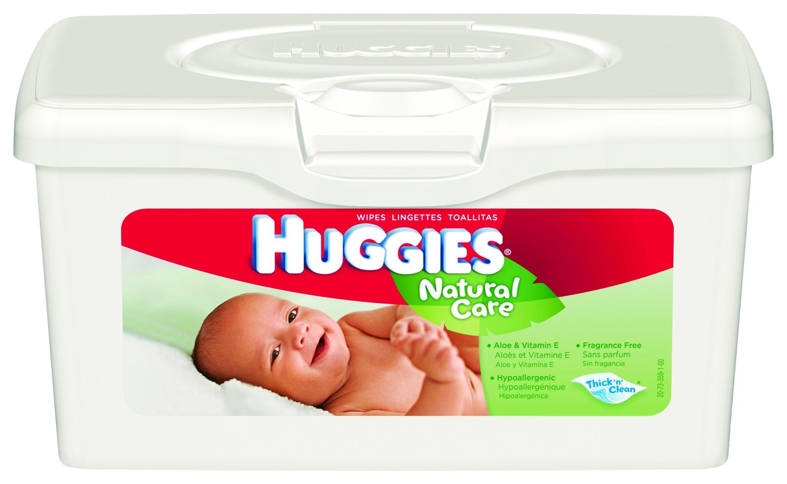 *HOT* Walgreens: FREE Huggies Natural Care Wipes!