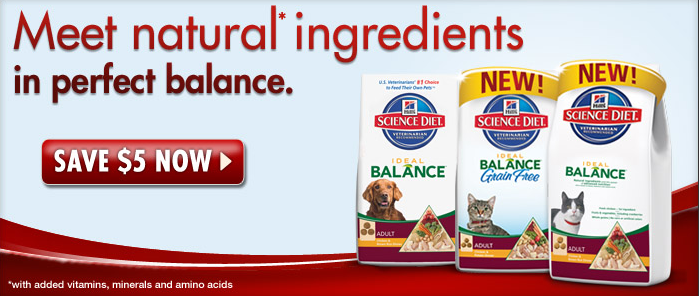 Petco: 4lb Hill's Science Diet Ideal Balance Dog Food Only ...