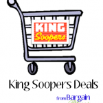 King Soopers Coupon Match-ups 9/28-10/4: Mars Halloween Candy Only $1.32 + More!