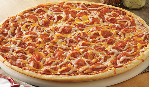 papa murphy u2019s  large pepperoni pizza only  5 tuesday