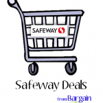 Safeway – April 11 – April 17