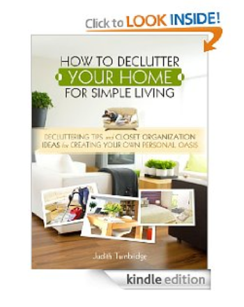 amazon free ebook how to clean and declutter your home fast