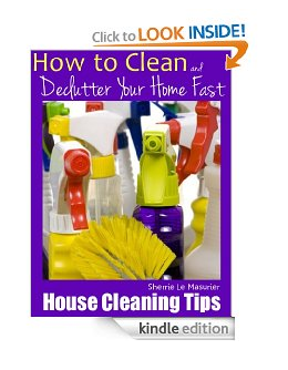 amazon is currently offering how to clean and declutter your home fast