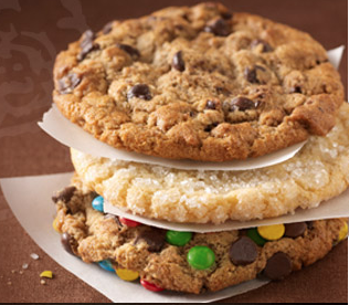 Jumbo Chocolate Chip Cookie Safeway