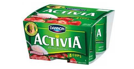 Dannon activia coupons