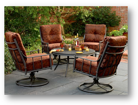 Sears Daily Deal Country Living Outdoor Set 396 89 Down