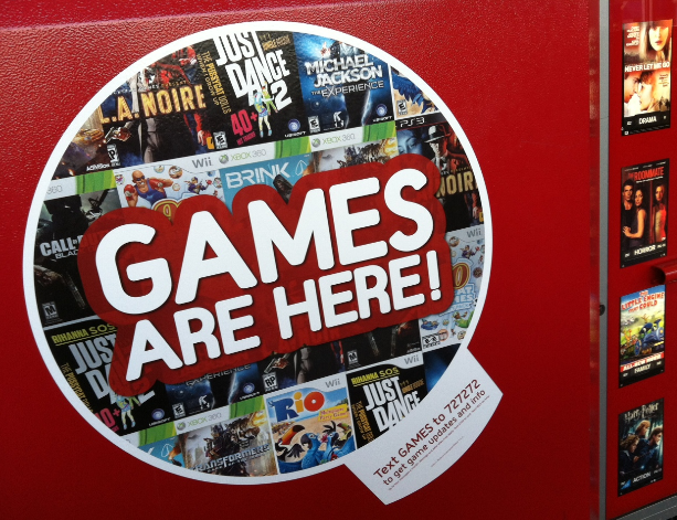 Redbox-Free-Video-Game-Rental