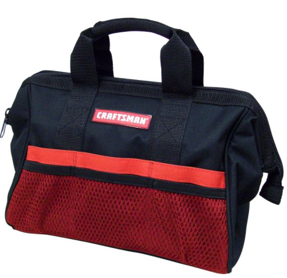 sears craftsman tool bag only 3 99 free in store