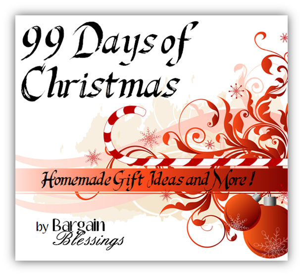 Until Christmas 99 Days Till Christmas.99 Days Of Christmas Homemade Gift Ideas For More