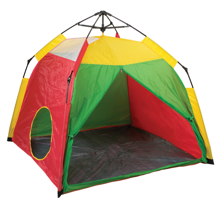 Amazon: Kids Play Tents Up to 60% Off, Starting at $21.98!