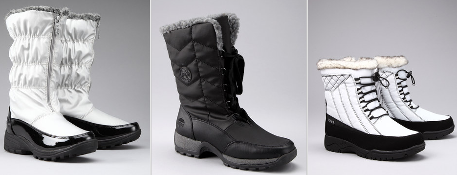 zulily  women u2019s totes winter boots up to 60  off  starting at  26 99