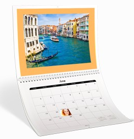 Looking for custom photo calendars templates? With Mixbook, making your own calendar with photos is easy. Get 50% off your first order. Browse themes now!