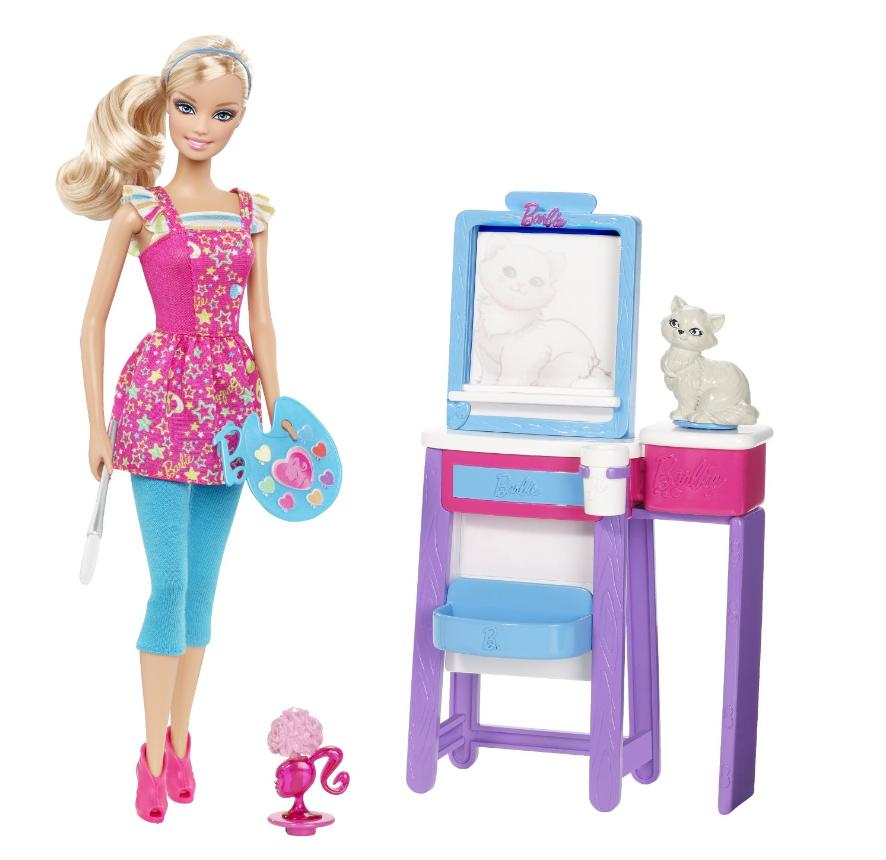 Barbie Chef Kitchen Set