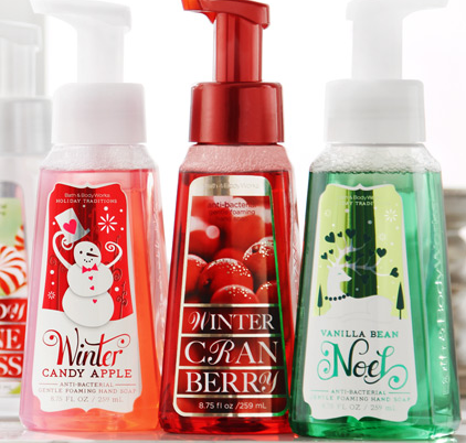 Bath body works coupon free signature item with any for Where are bath and body works products made