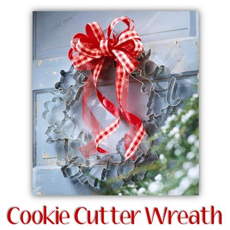 CHRISTMAS WREATH COOKIES | Santa Claus and Christmas