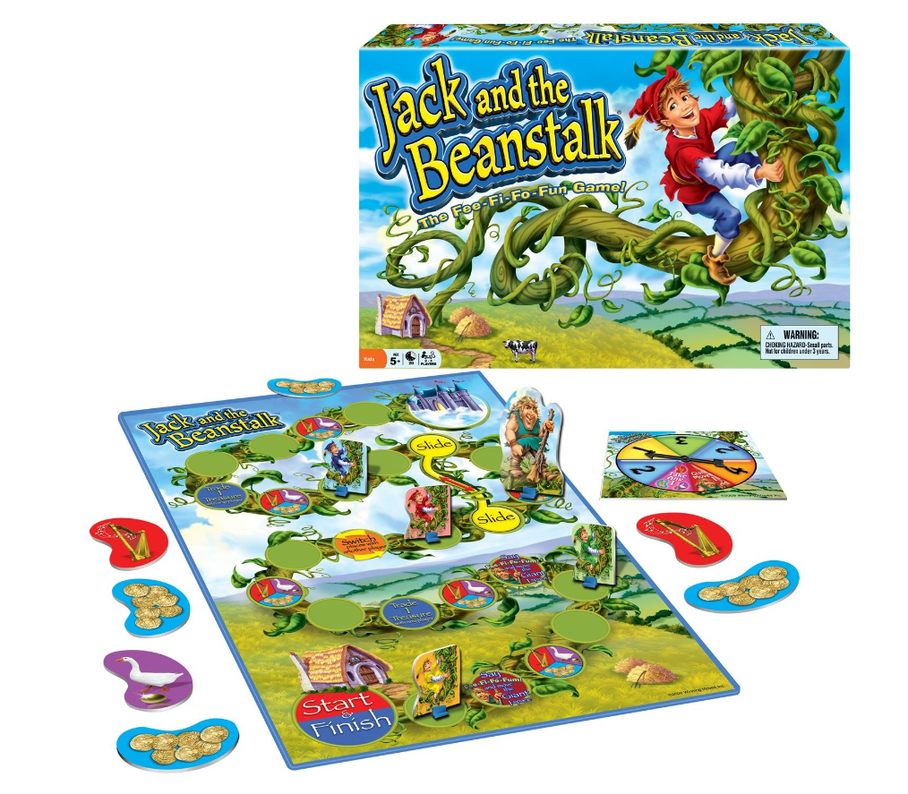 jack and the beanstalk games