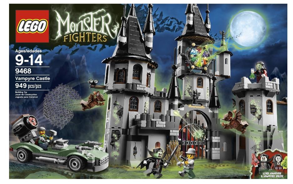 moster castle