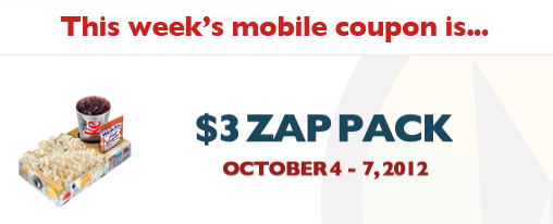 Regal movies mobile coupon