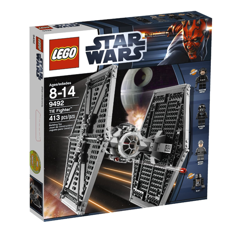 Star wars lego fighter