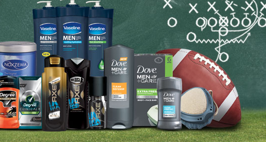 Axe unilever coupons