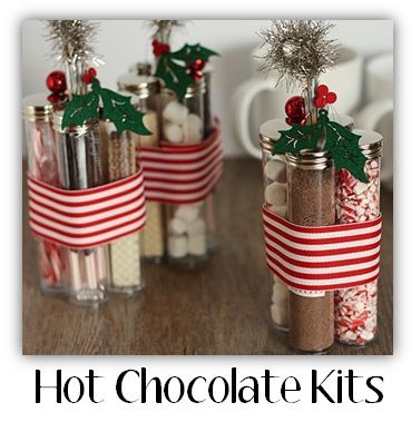 crafting ideas for christmas gifts gift idea chocolate kits 6387