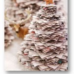 Homemade Newspaper Tree: Turn Old Papers into a Gorgeous Decoration!