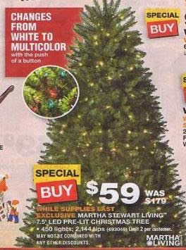 Home depot black friday deals 2012 tools appliances for Home depot christmas decorations 2012