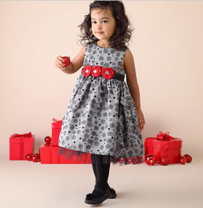 Girl's Holiday & Special Occasion Dresses: Modern & Traditional ...
