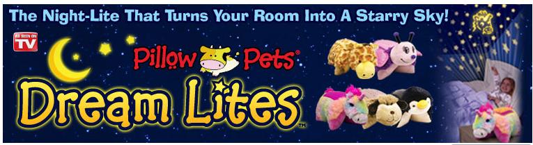 Pillow Pets Dream Lites Only 19 99 10 Cashback