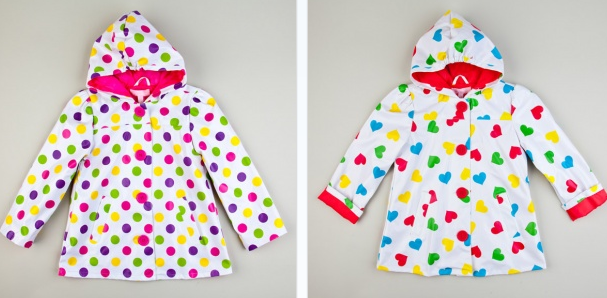 Kids Rain Gear Deals: All Raincoats & Umbrellas $10 or Less!