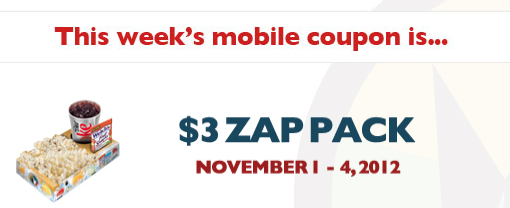 Regal weekly mobile coupon 2018