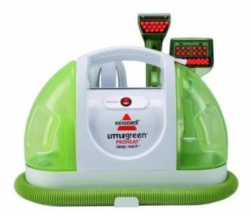 bissell little green machine bissell green proheat reach spot cleaner 69 29269
