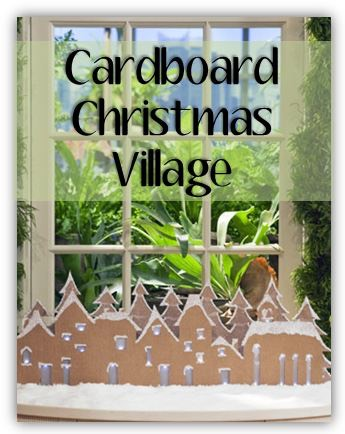 ok - Cardboard Christmas Decorations