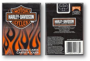 Harley Davidson Gift Ideas: Playing Cards for Just $2 at Walgreens!