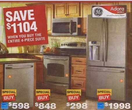 the home depot deals on lighting kitchen bath items stylish kitchen  appliance package