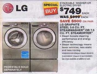 home depot black friday deals 2012 tools appliances decorations and more. Black Bedroom Furniture Sets. Home Design Ideas