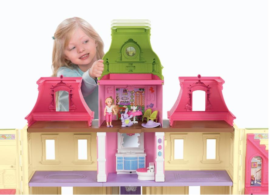 Loving Family Dollhouse Rooms