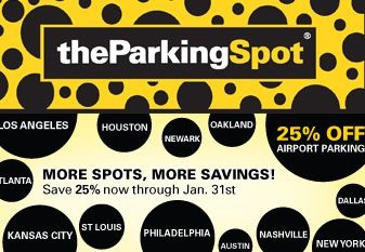 parking spot coupon newark airport